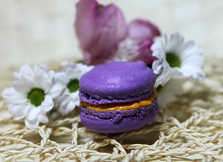 Печенье домашнее макарон «Новогоднее»