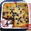 Наивкуснейший завтрак – Красно-сине-белый коблер